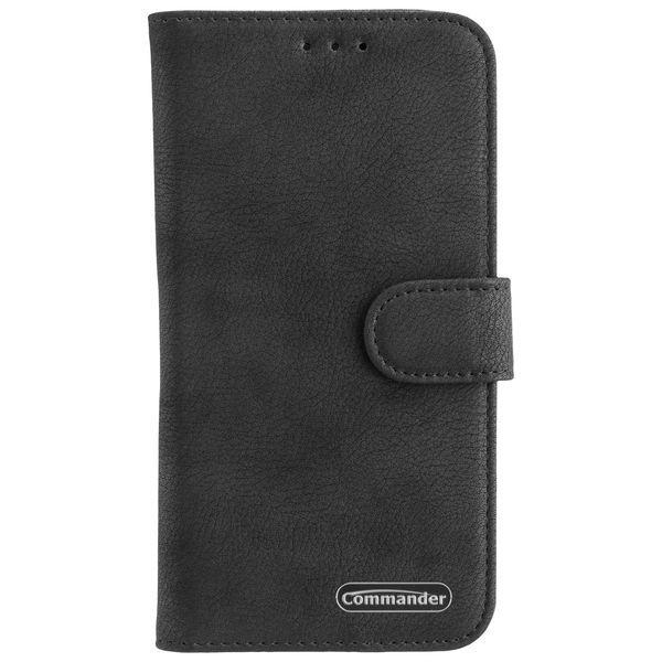 Commander Book Case Elite für Samsung Galaxy A51 - Black