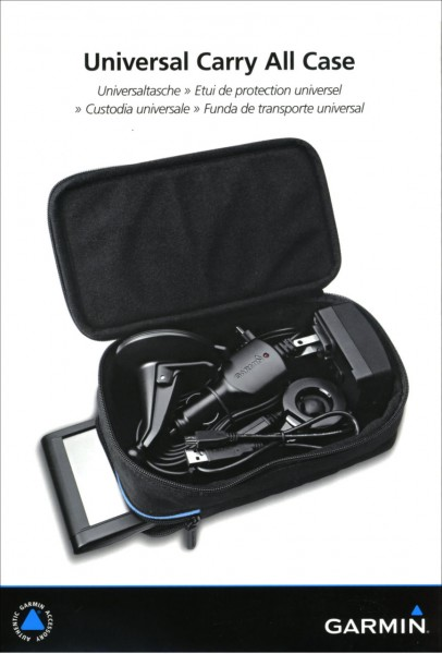 Garmin Tasche case f. Garmin Drive 52 & Traffic
